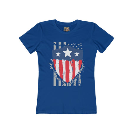 WOMEN'S T-SHIRT - SUPER SOLDIER