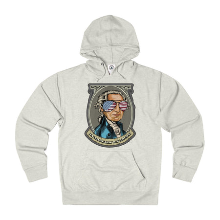 HOODIE - IN THREADS WE TRUST