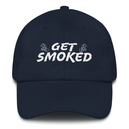 DAD HAT - GET SMOKED