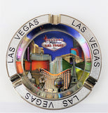 Las Vegas Welcome Sign Hotel Collage Ashtray
