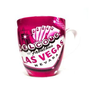 Las Vegas Designs Belly Mugs