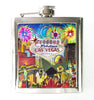 Las Vegas Scenic Design Flasks