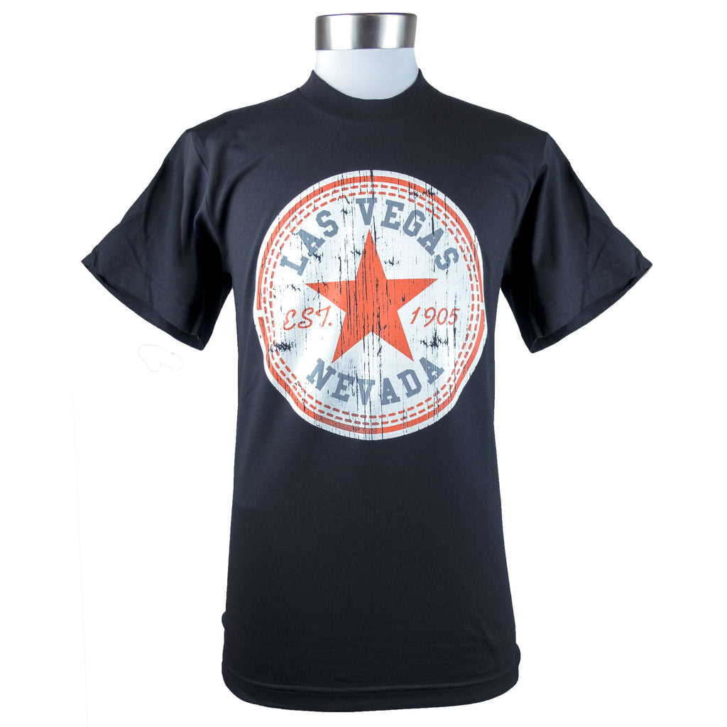 Mens Las Vegas Star T-shirt