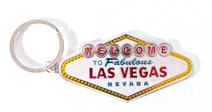 Las Vegas Welcome Sign Keychain
