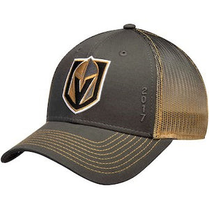 Vegas Golden Knights Cross Fade Trucker Hat
