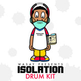 Wasay Presents: Isolation Drum Kit