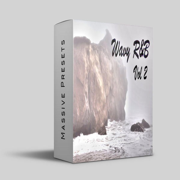 Wavy R&B Vol 2 (Massive Bank)