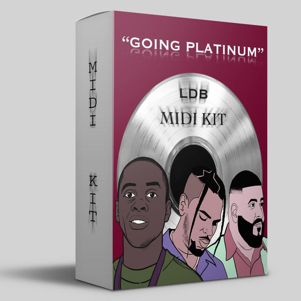 "LDB ""Going Platinum"" MIDI KIT"