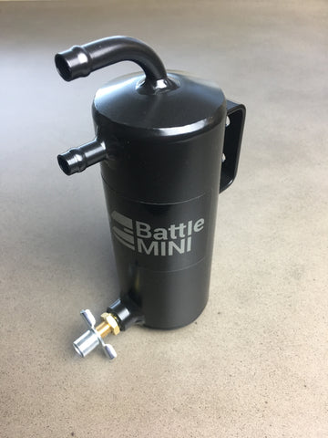 Battle Mini Oil Catch Can 02-06 Mini Cooper
