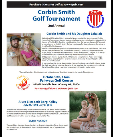 Corbin Smith Golf Tournament