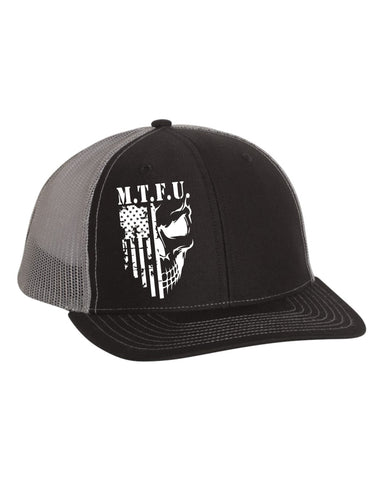 M.T.F.U. HAT / TRUCKER MESH SNAP BACK
