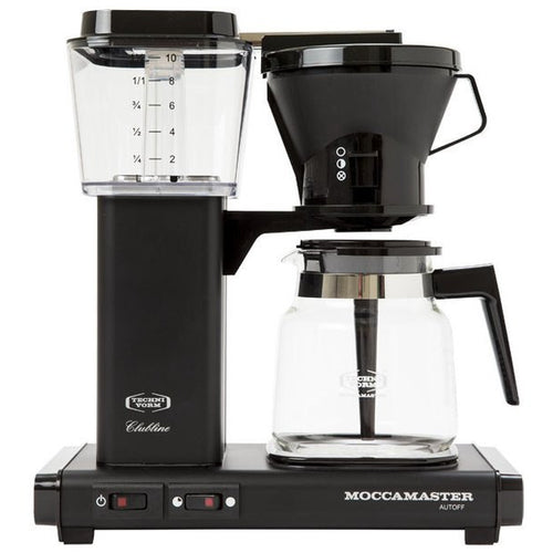 Technivorm Moccamaster Classic 1.25 Litre with Glass Carafe
