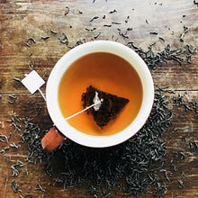 Brewed cup of tea earl grey