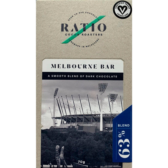 63% DARK BLEND MELBOURNE BAR