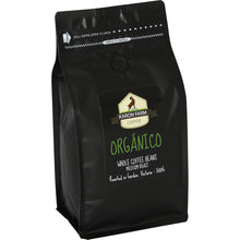 Organic coffee Ballarat back bag