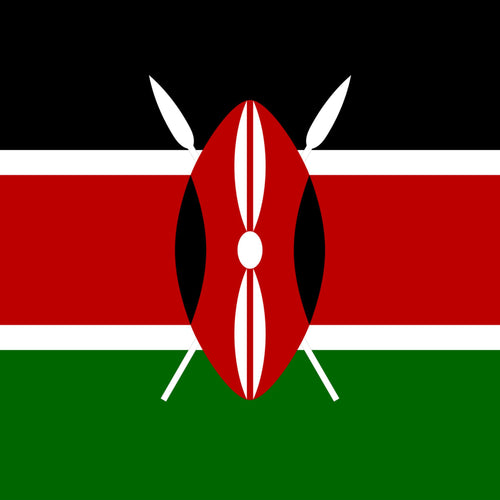 Single Origin Ballarat Coffee Kenya Flag