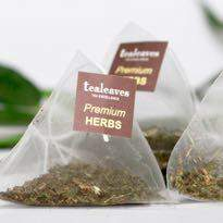 Peppermint Tea - Pyramid Tea Bags