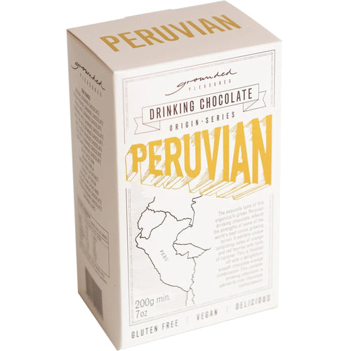 Peruvian Drinking Chocolate
