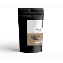 Sticky Chai Ballarat Black Bag premium Vegan