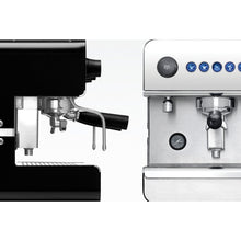Black Silver Espresso machine Iberital