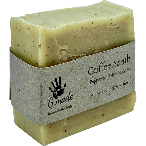 All Natural Soap - Palm Oil Free
