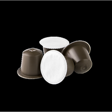 biodegradable compostable pod coffee nespresso