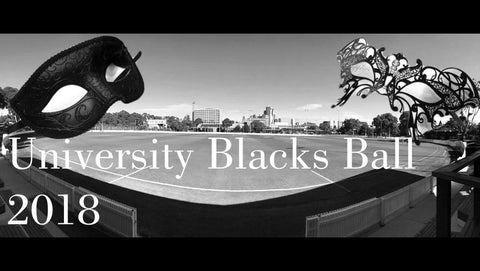 University Blacks 2018 Masquerade Ball