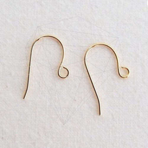 Gold-Wire Earring