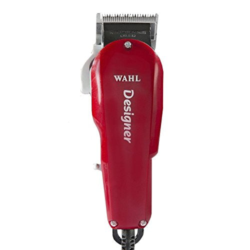 Wahl Professional Designer Clipper #8355-400, Cuts Hair Wet or Dry, Taper Lever for Easy Fading and Blending, Includes Accessories