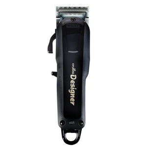 Wahl Professional Cordless Designer Clipper #8591 – 90 Minute Run Time – Accessories Included