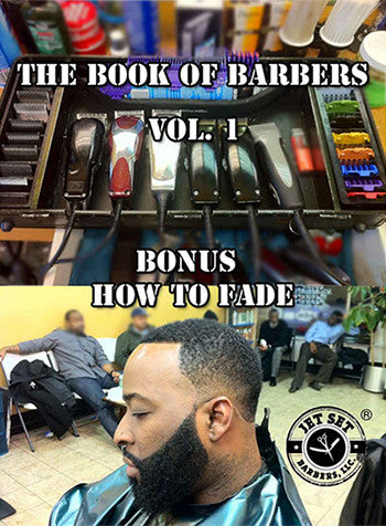 The Book of Barbers, Vol. 1 by John D. Barber