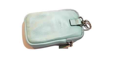Hilly Metier Leather Neck Pouch