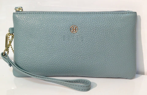 Hilly Avery Leather Purse Wristlet