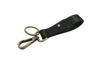 Hilly Leather Key Fob Keyring