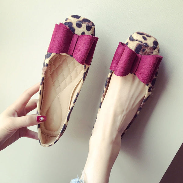 Casual Ladies Ballerinas Flats