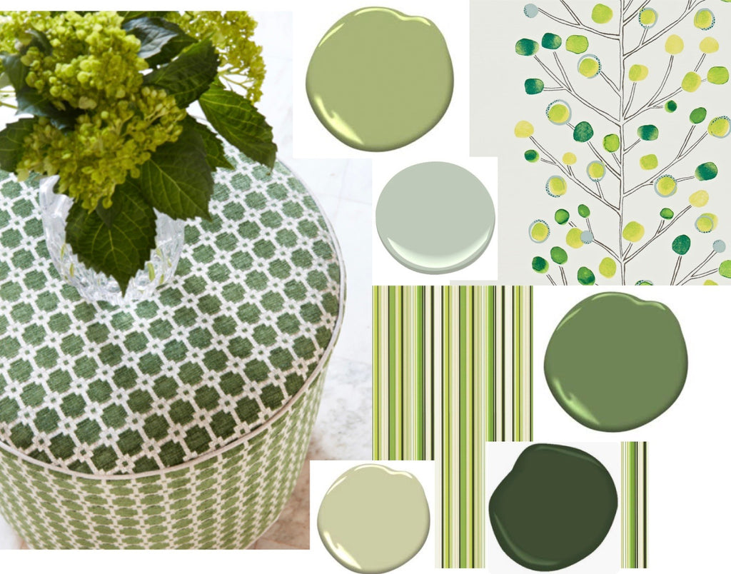 9 BEST Green Paint Colors - and Where to Use Them!