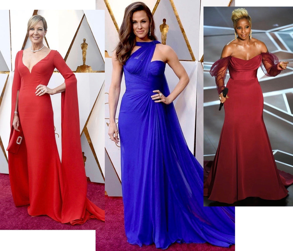 From Red Carpet to Right In Your Living Room!