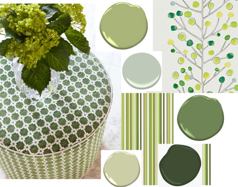 9 Best Green Paint Colors