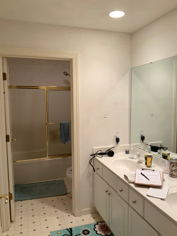 Teenage Bathroom Before Nest Interior Design