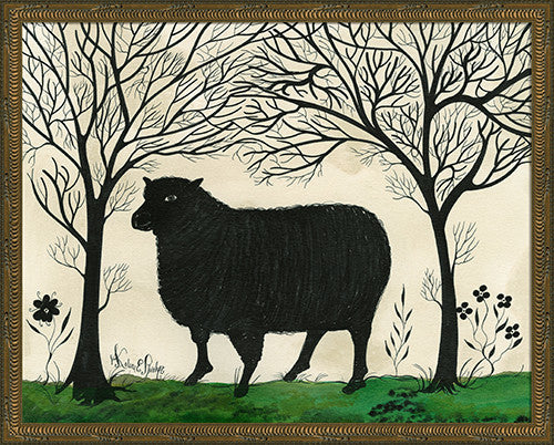 Sheep Animal Silhouette