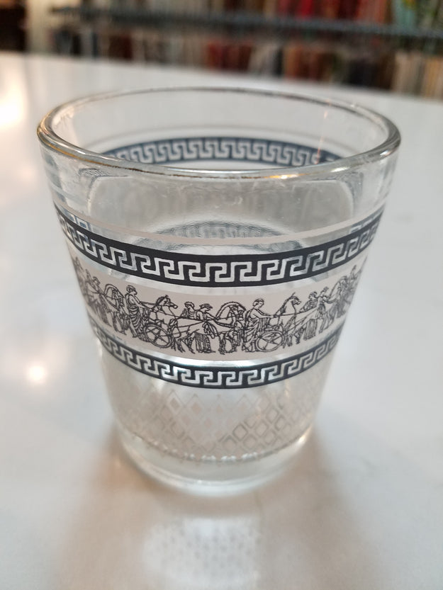 Vintage Greek Motif Votive