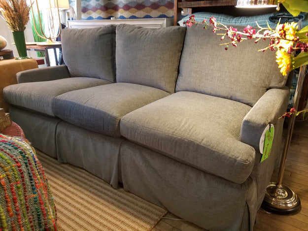 Lucas Grey Sofa