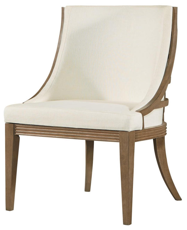 Cream Side Chair