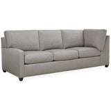 Track Arm Sectional Sofa