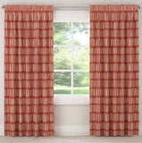 "Unlined Window Treatment Panel - 84"" Length"