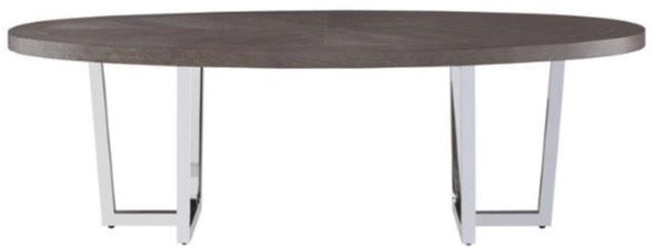 Curated Oval Cocktail Table