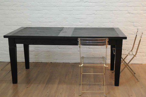 Parisian Extension Black Table