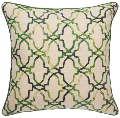 Verdigris Pillow