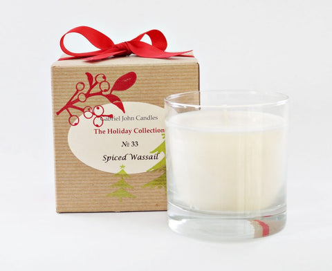 Spiced Wassail Candle