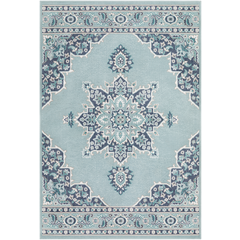 Alfresco Blues Indoor/Outdoor Rug